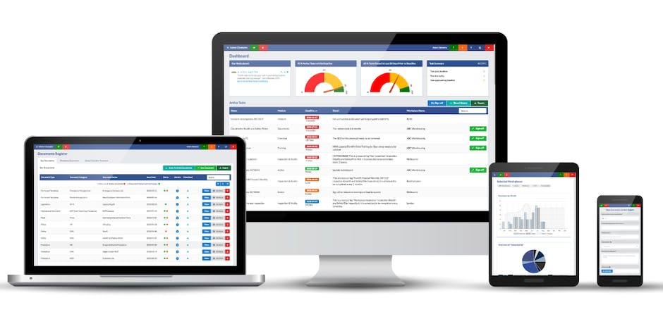Safety Champion Review: Safety Manager Software