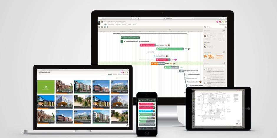 GenieBelt Review - Real-Time Construction Software