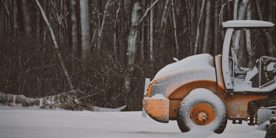 How to Prepare Your Construction Project for Winter