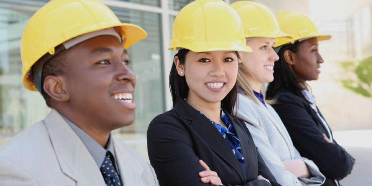 Encouraging Diversity in Your Construction Company