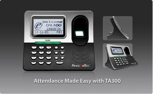 Fingertec TA300 – Fingerprint Time Clock Review