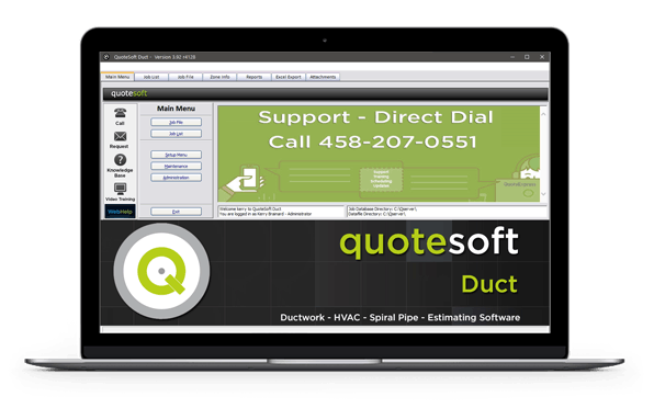 QuoteSoft Software Review Image 2