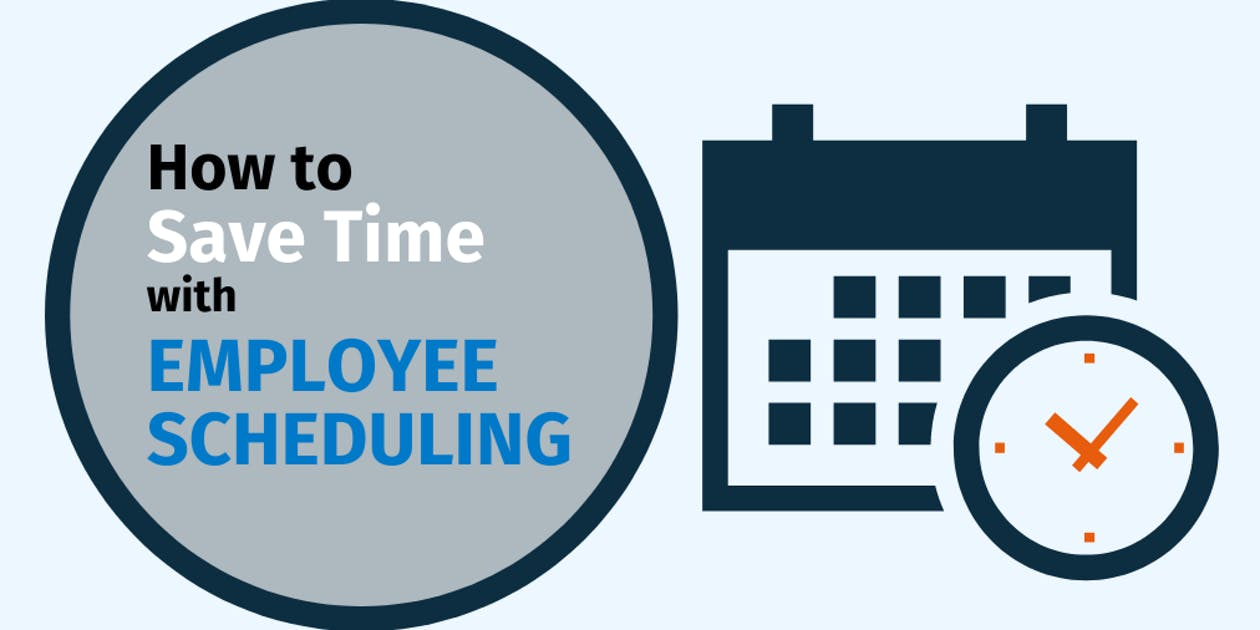 How To Save Time With Employee Scheduling