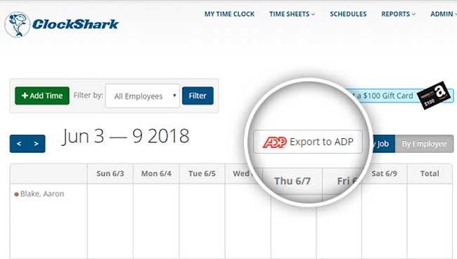 ADP Run Review