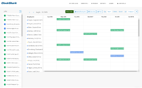 ClockShark - Employee Scheduling