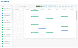 Super Easy and Powerful Time Tracking & Scheduling Services