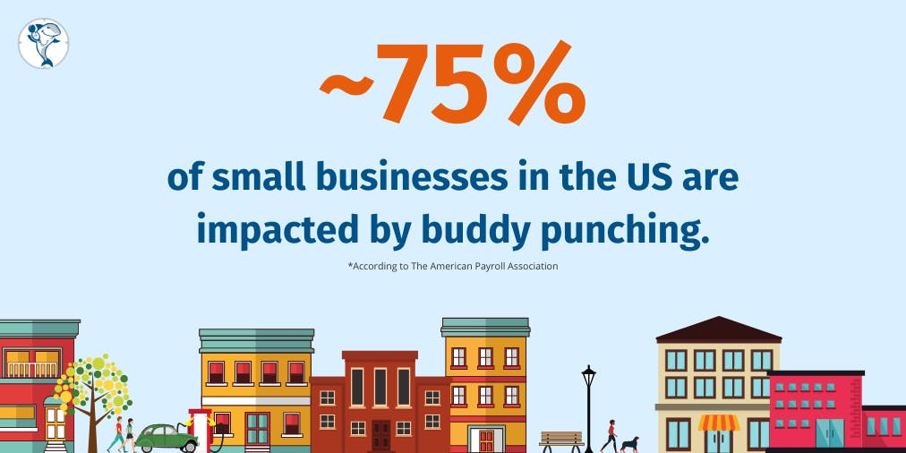 Business are impacted by buddy punching