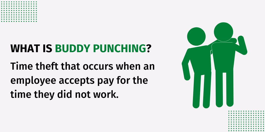 What is buddy punching?