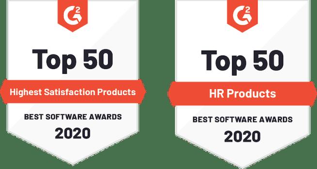 """ClockShark Wins """"Best Software Award 2020"""" from G2"""