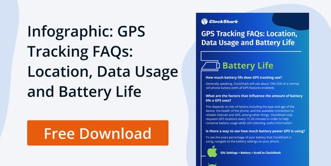 GPS Tracking FAQs: Location, Data Usage and Battery Life