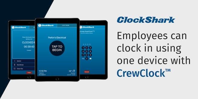 Alternative to ExakTime: ClockShark Time Clock Software