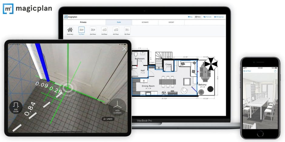 magicplan App Review -  Floor Plans With Your Mobile Device