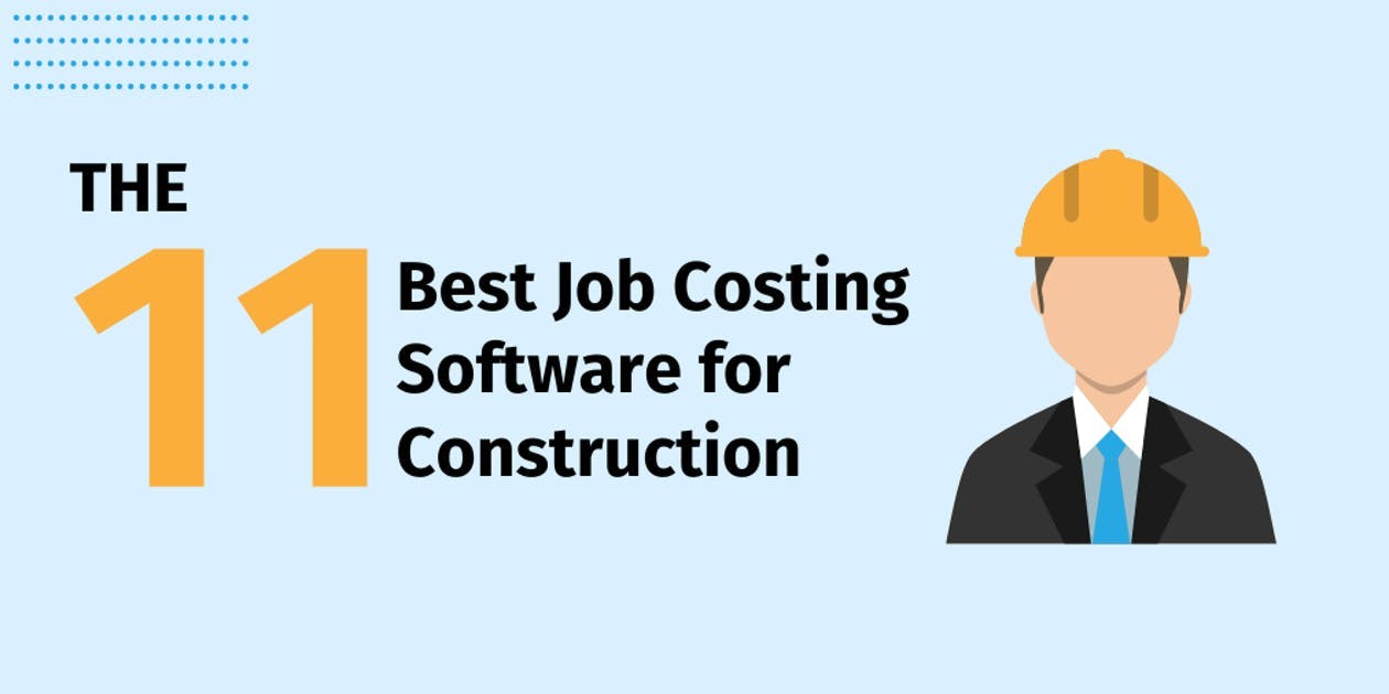 Best Job Costing Software for Construction