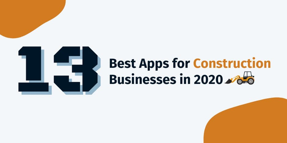 Best Apps for Construction Businesses