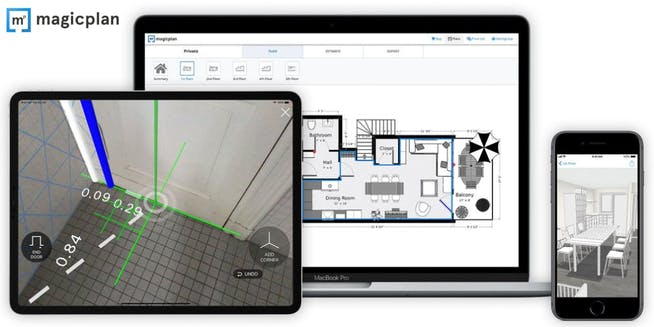 best apps for construction businesses - Magicplan