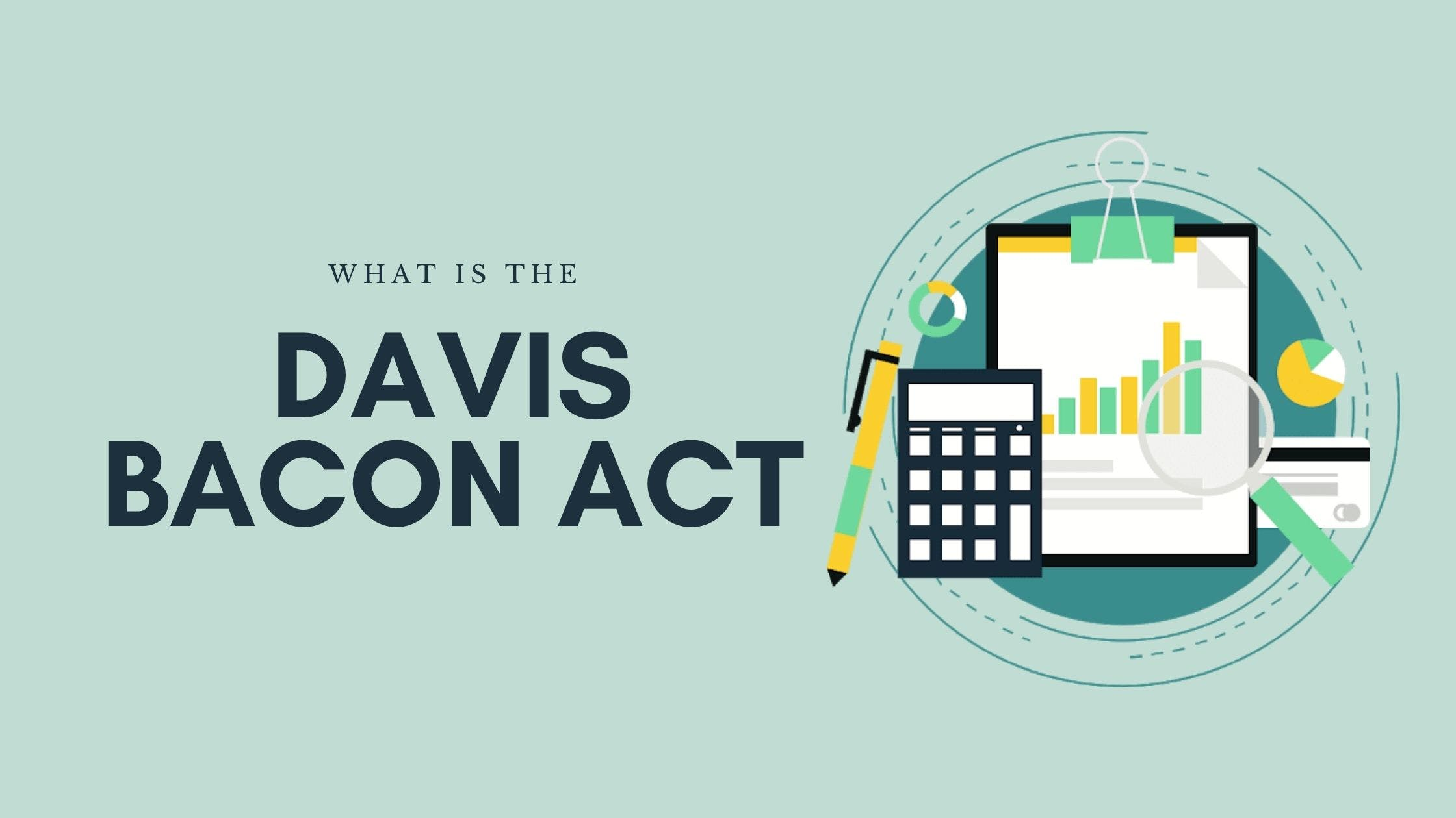 what is the Davis Bacon Act