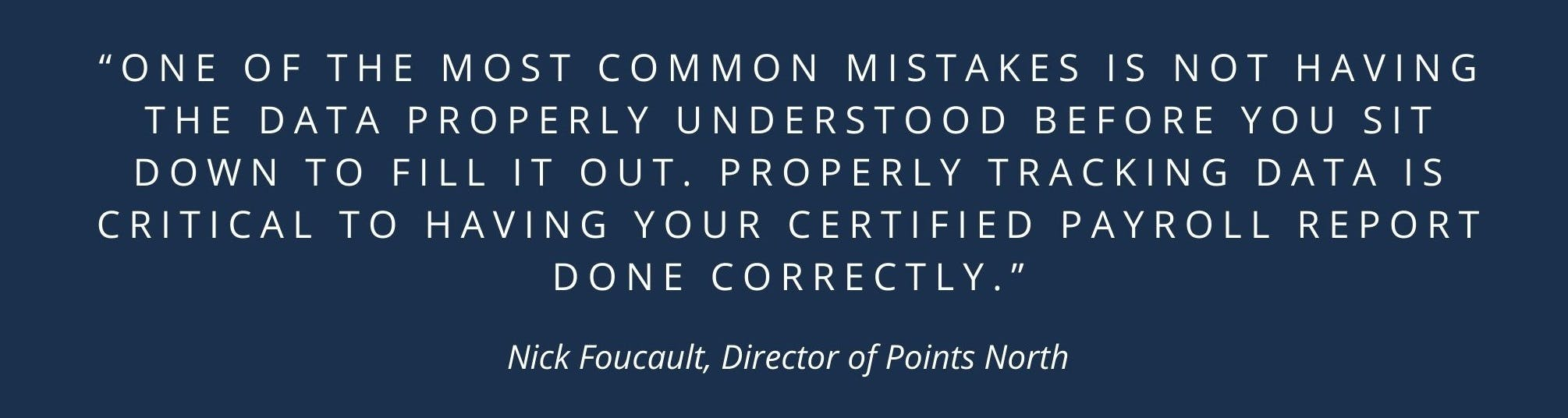 Common Mistakes To Avoid When Filing Certified Payroll Reports