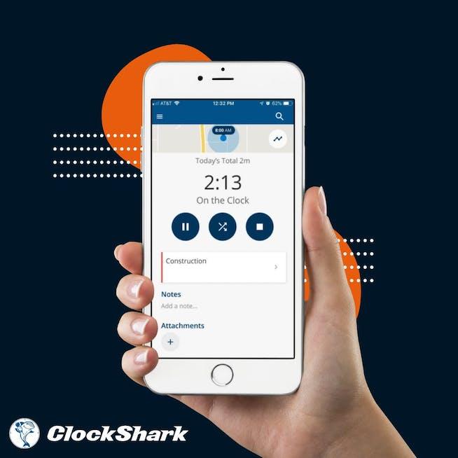 ClockShark Mobile Time Tracking