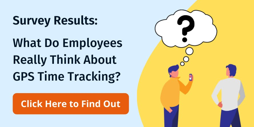 GPS Time Tracking: Employees' Concerns