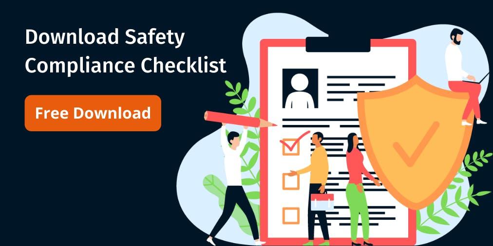 Safety Compliance Checklist