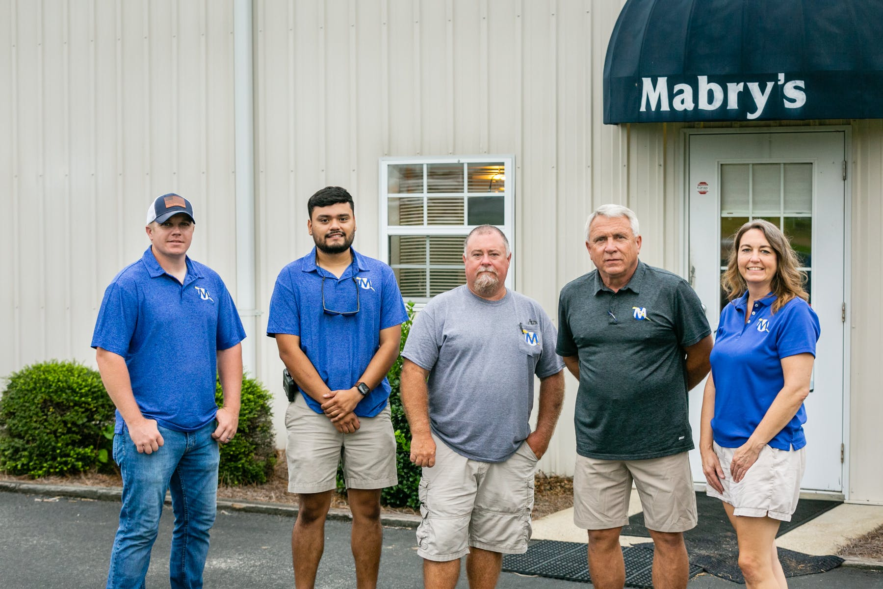 Mabry'c Electrical Inc leadership team
