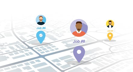 Manage your field team in one place