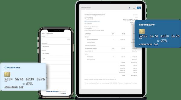 ClockShark Payments