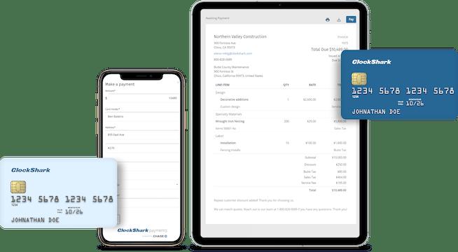 ClockShark's Payments