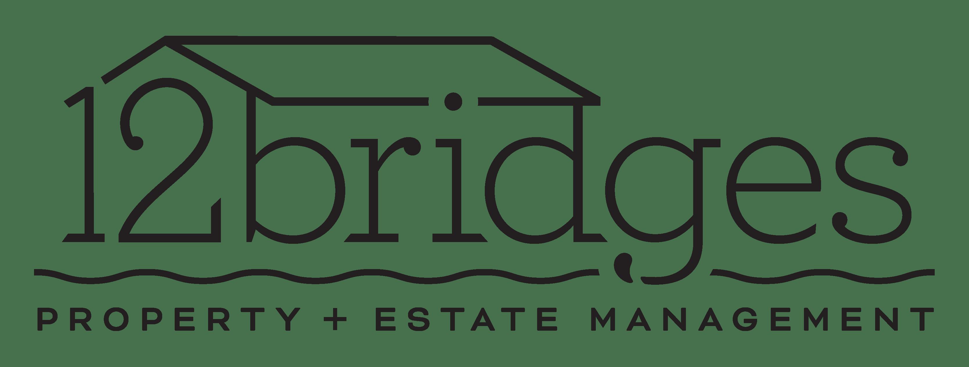 12 Bridges Property Estate management logo