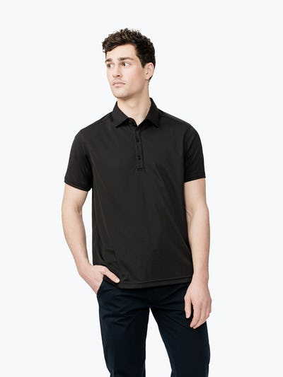 Apollo Polo Black Banner