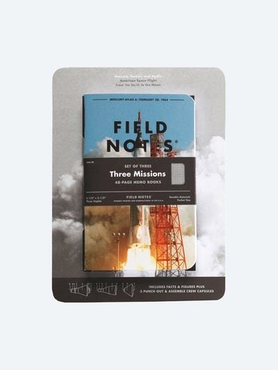 "Field Notes ""Three Missions"" 3 Pack — Full View"