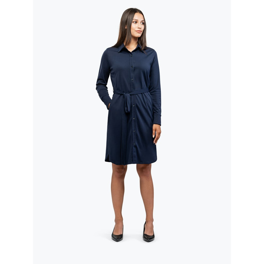 Apollo Shirt Dress