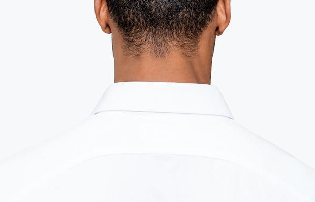 Men's Apollo Dress Shirt - White - Image 6