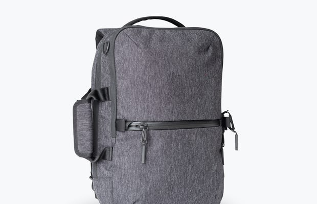 MOS x AER Flight Pack 2 - Black Heather - Image 2
