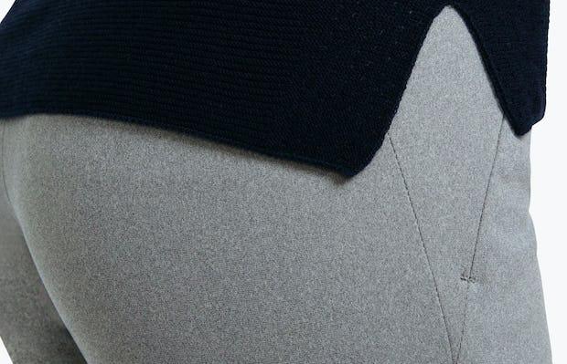 Women's Kinetic Slim Pant Grey Heather - Image 6