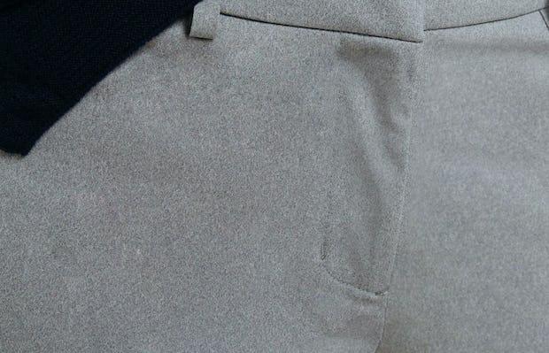 Women's Kinetic Slim Pant Grey Heather - Image 4
