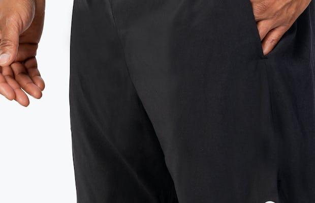 Men's Labs Active Shorts - Black - Image 6