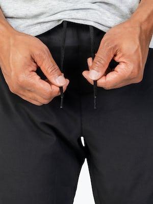 Men's Labs Active Shorts - Black - Image 4