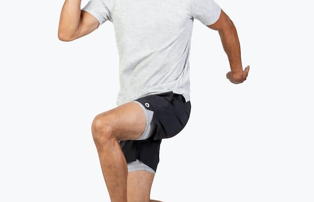 Men's Labs Active Tee - Light Grey - Image 7