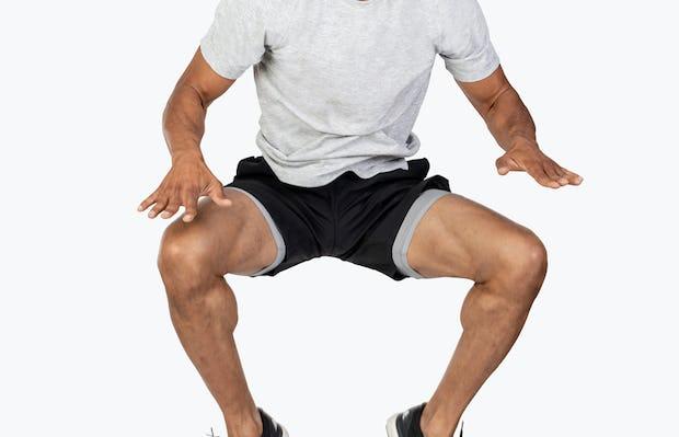 Men's Labs Active Tee - Light Grey - Image 1