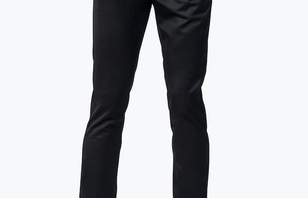 Men's Velocity Merino Pant model facing forward