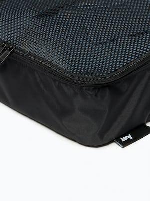 Black Aer packing cube corner