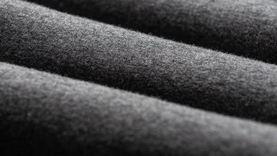 Close-Up of Hybrid Fleece Fabric