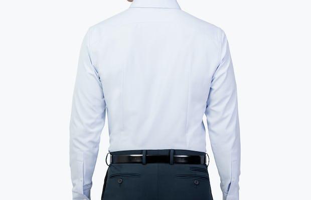 Men's Aero Zero Dress Shirt - Light Blue - Image 3