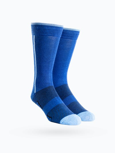 Blue Line Atlas Dress Socks