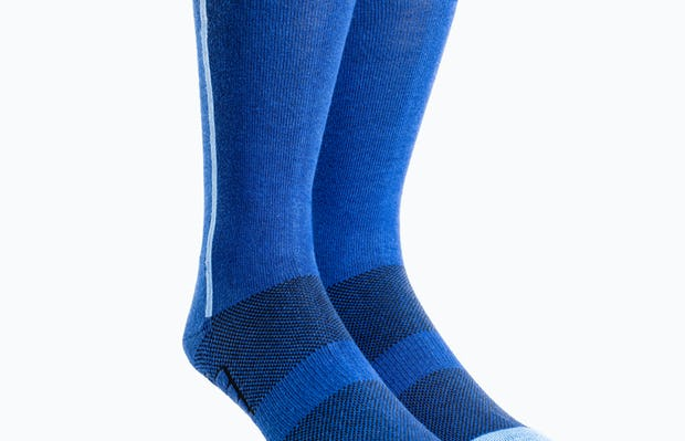 Blue Line Atlas Dress Socks