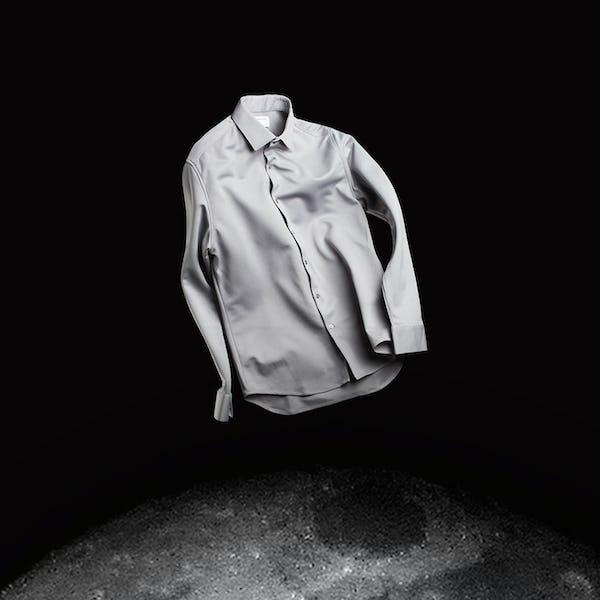 Men's Apollo Dress Shirt in Space