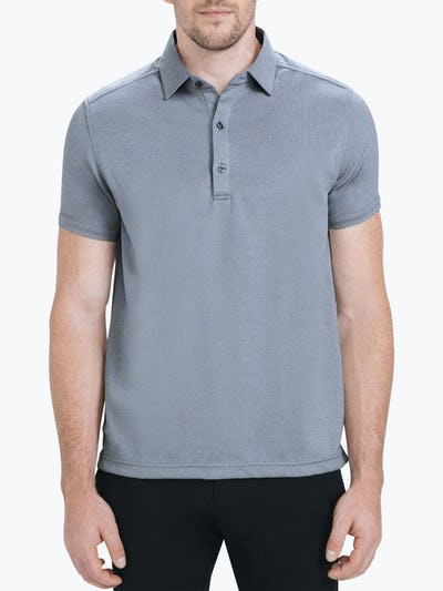 Apollo Polo Cool Grey