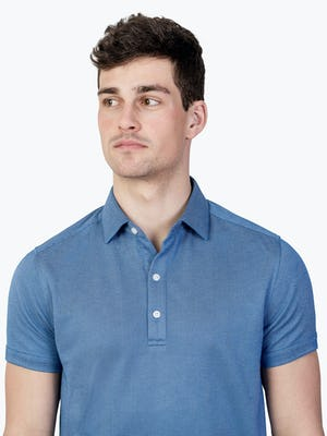 Apollo Polo Royal Blue - Image 5