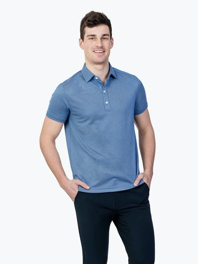 Apollo Polo Royal Blue - Image 1